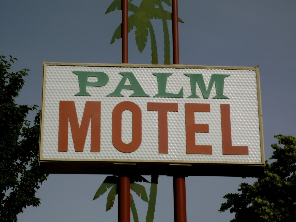 This is where we stay when in Ashland. It is the sweetest motel ever with a great swimming pool and gardens.