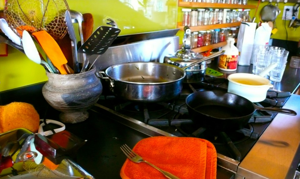 This is what a cooking lover's kitchen looks like!
