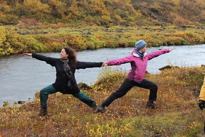 Bruarfoss, Iceland (with Betsy Ribera)
