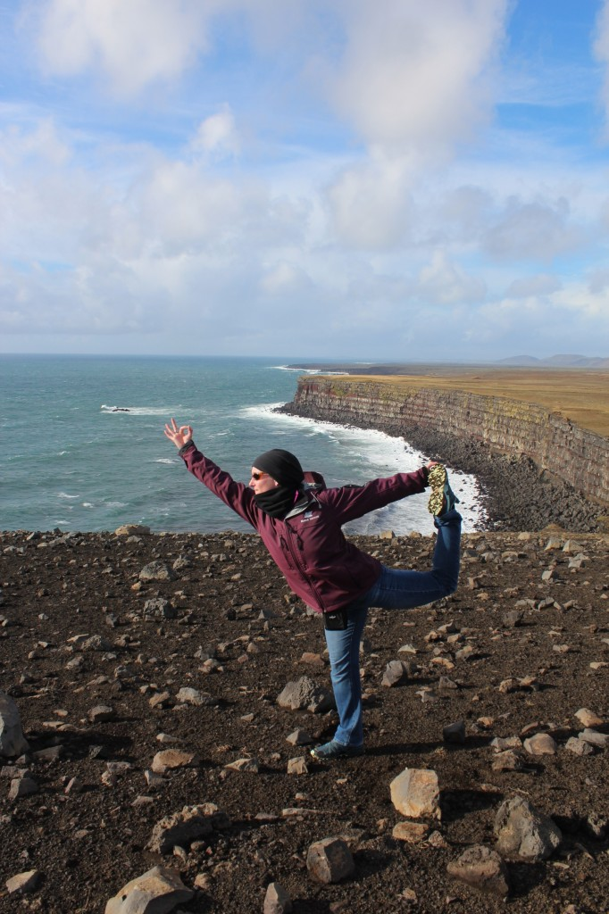 Dancers all over Iceland!