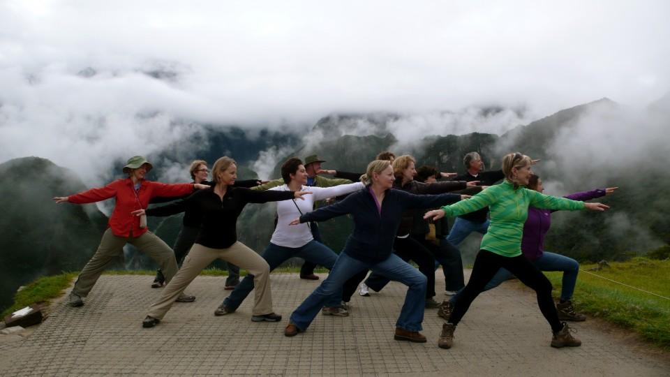 Machu Picchu Warriors