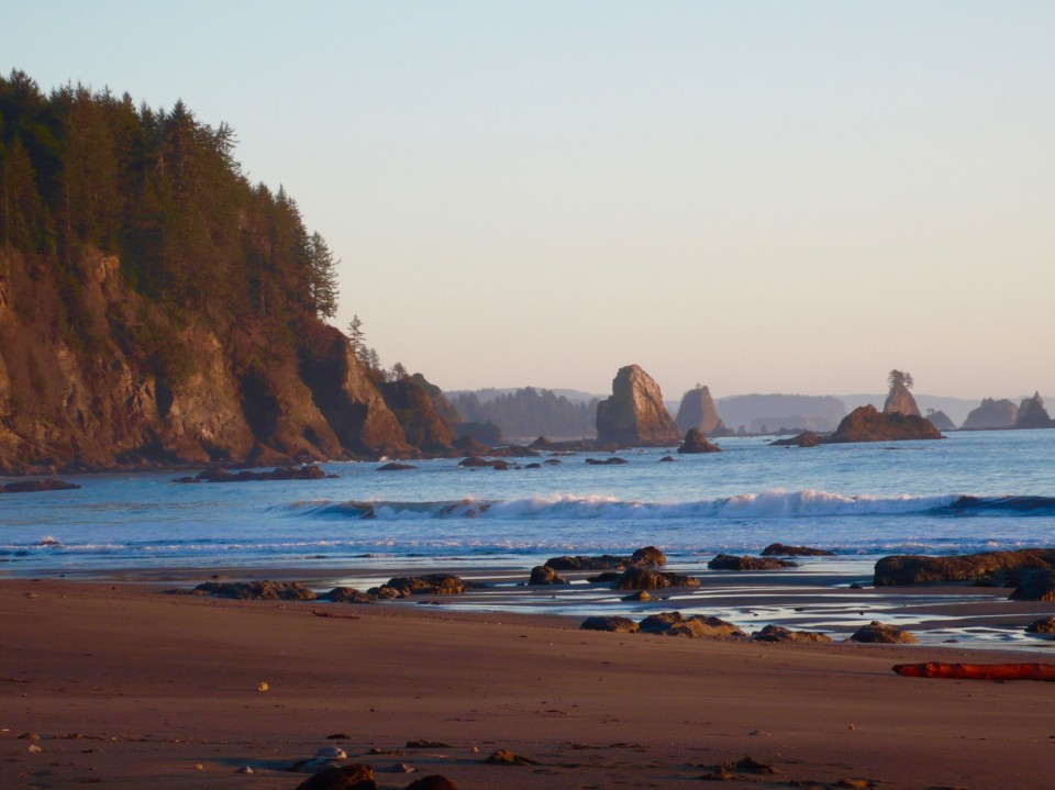 Beautiful La Push, Washington!