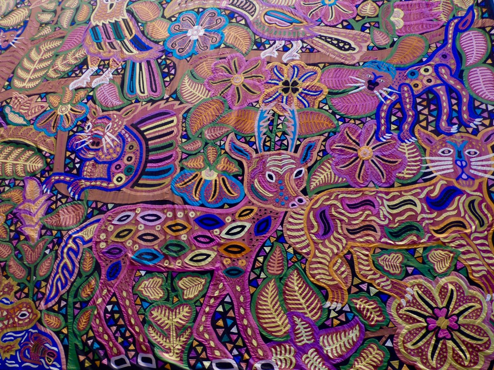 Textile Art at the United Nations