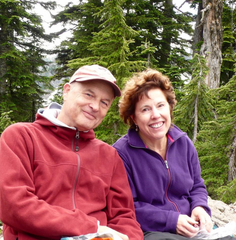 Jack and Kelley (Kelley of India Spiritual Journeys)