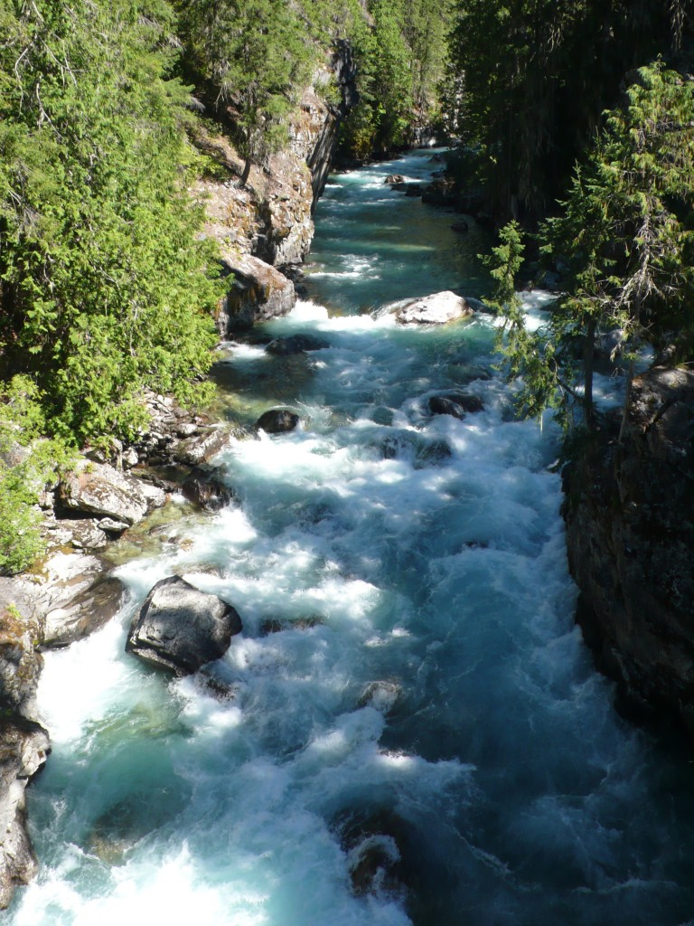 Fantastic Rivers of Stehekin
