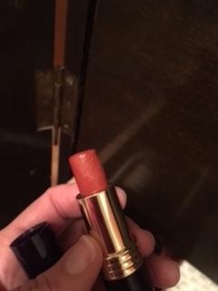 Ma's Coral Red Lipstick