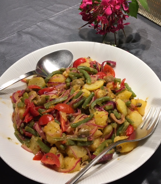 Sicilian Green Bean Salad
