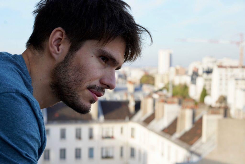 François Civil in Someone, Somewhere