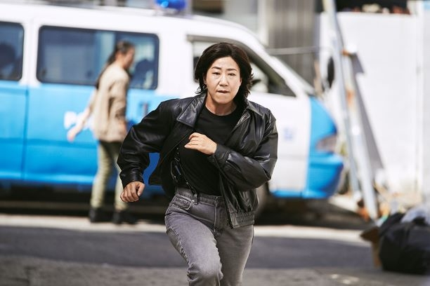 Mi-ran Ra in Miss and Mrs Cops