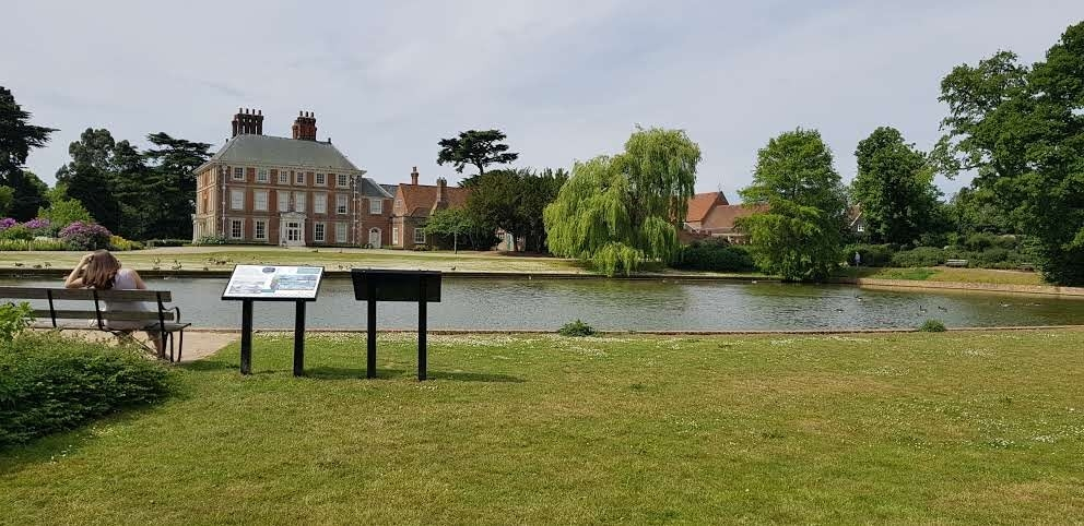 Forty Hall Estate in Enfield