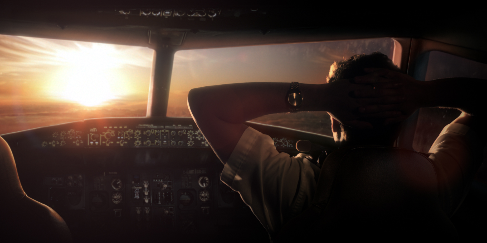 Sunset_In_Cockpit