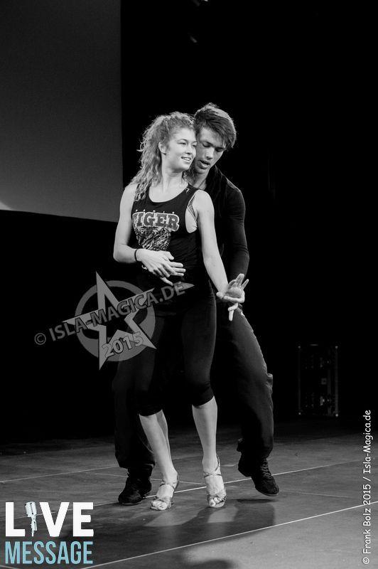 Live Message 2015 - Das Choreografenfestival in Hannover
