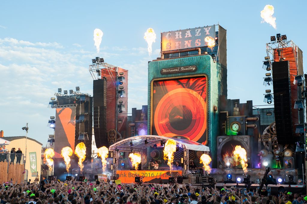 Crazy Sense Festival Hannover 2016
