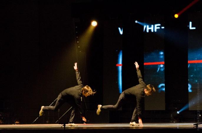 ENAMNUELE & LEONARDO D`ANGELO, ITALY, ADULT TAP DANCE DUO @ IDO Gala World Event 2016, Graz, Austria