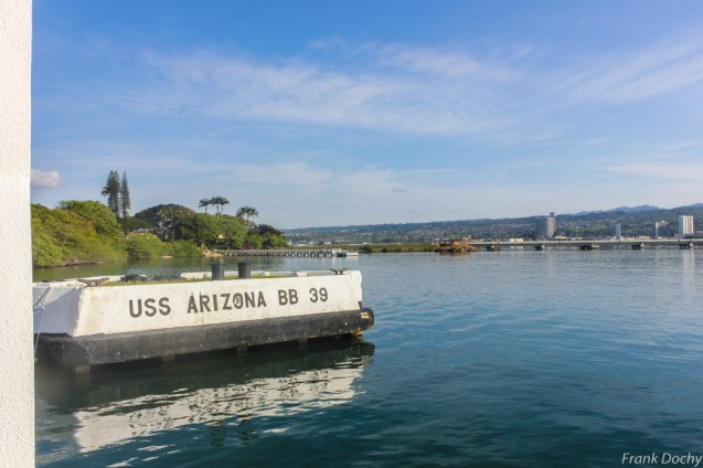 Pearl Harbor Oahu Hawaii