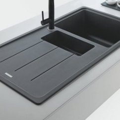 Black Sink Kitchen Metal Backsplash Products Franke Systems Selecting Your Perfect