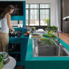 Franke Kitchen Faucet Island With Sink And Dishwasher 龙头 家用厨房系统