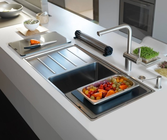 Stainless Steel  Franke Kitchen Systems