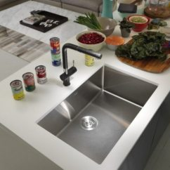 Gray Kitchen Sink Home Depot Sinks And Faucets Choice Of Materials