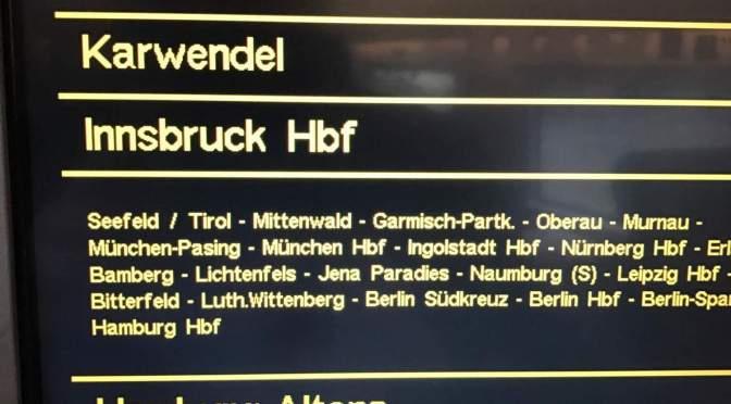 ICE 1206 Karwendel