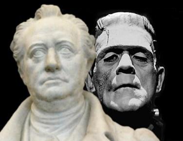 Lord Byron Frankenstein Diaries Secret Memoirs Of Mary Shelley