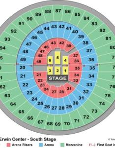 Frank erwin center seating chart also austin texas rh frankerwincentertx