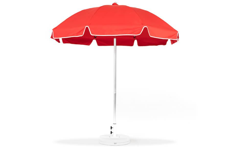 fiberglass patio umbrella commercial