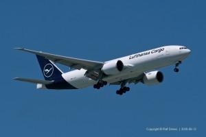 D-ALFF Lufthansa Cargo Boeing 777-FBT | ln 1591