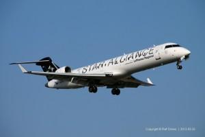 D-ACPQ Lufthansa Regional Bombardier CRJ-701ER | ln 10091