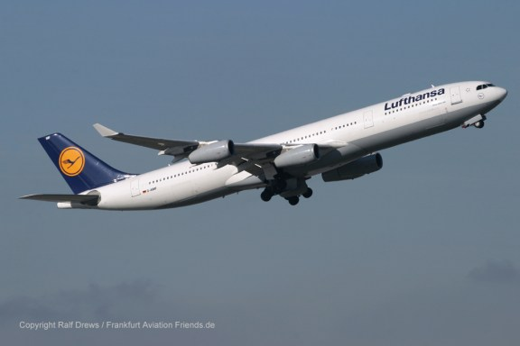 D-AIMF Lufthansa Airbus A340-311 (MSN 47)