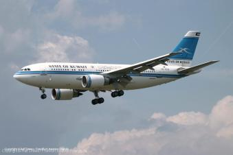 9K-ALD State of Kuwait Airbus A310-308 (MSN 648)