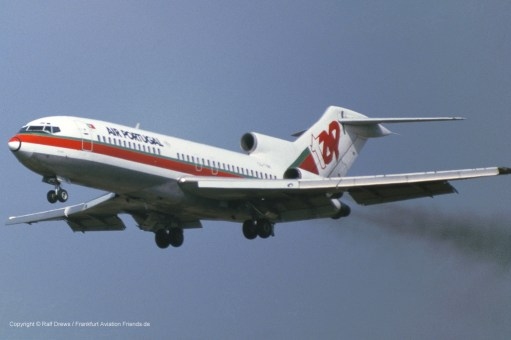 """CS-TBK TAP Air Portugal Boeing 727-082 (sn 19404 / ln 384) """"Acores"""""""