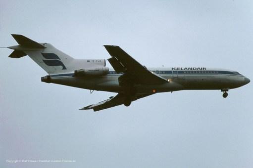 """TF-FLG Icelandair Boeing 727-185C ( sn 19826 / ln 546) """"Solfaxi"""""""