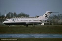 F-GCGQ Belair Boeing 727-227 (sn 20609 / ln 892)