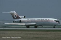 "TC-JCD Turkish Airlines Boeing 727-2F2 (sn 22998 / ln 1810) ""Sinop"""