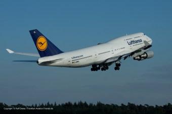 D-ABVL Lufthansa Boeing 747-430 (sn 26425 / ln 898)