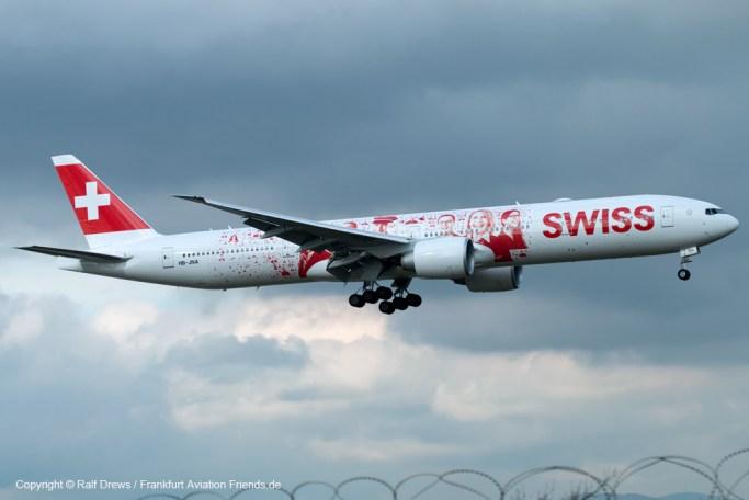 HB-JNA Swiss Boeing 777-3DE(ER) (sn 44582 / ln1363)