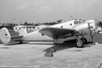 D-ILES Beechcraft AT-11 Kansan (sn 6512)