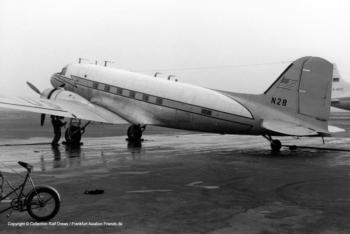 Douglas C-47A N28 (s/n 10243)