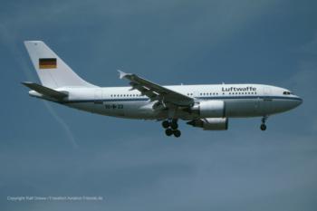 10+22  Luftwaffe Airbus A310-304 (MSN 499)