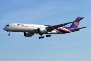 HS-THC Thai Airways International Airbus A350-941 (MSN 050)