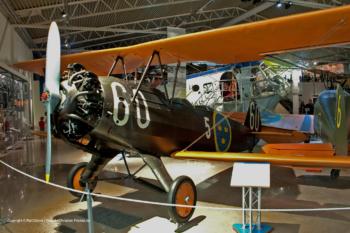 SK 12 Focke Wulf Fw 44J Stieglitz