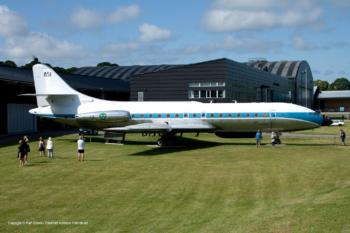 TP85 SE210 Caravelle III (sn 0182 / ln 851)