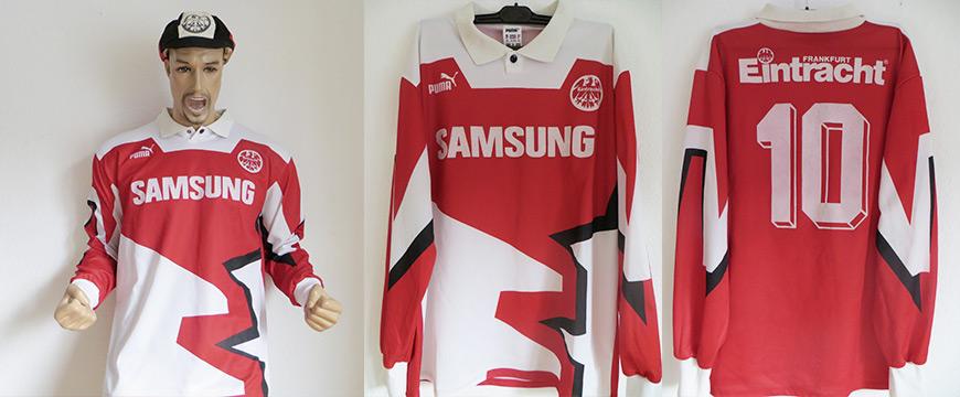 Eintracht Frankfurt Trikotsponsor