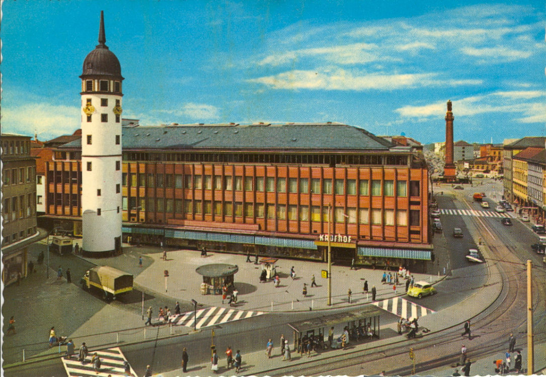 Darmstadt Memoribilia