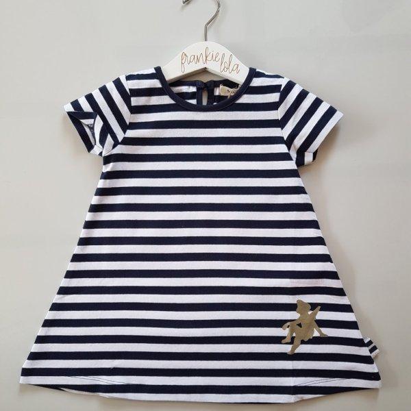 Stripey Angel Wing Dress