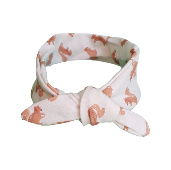 Squirrels Baby/Toddler Hair Wrap