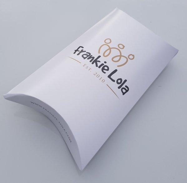 Frankie Lola Classic Gift Box (Maximum 5 Items bibs & wraps)