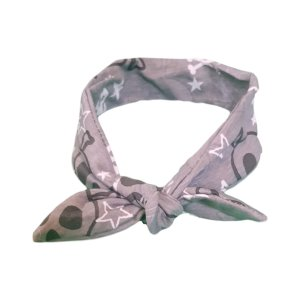 Skull & Crossbones Baby/Toddler Hair Wrap