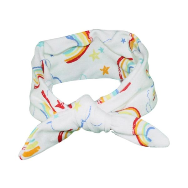 Magical Rainbow Baby/Toddler Hair Wrap